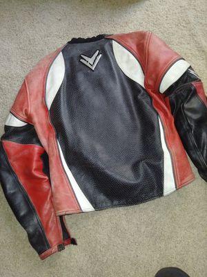 Frank Thomas Motorcycle Jacket for Sale in Grand Prairie, TX