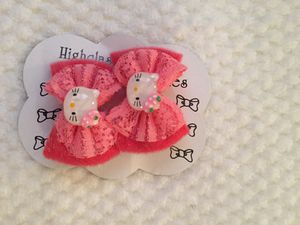 HELLO KITTY HAIR BOWS for Sale in Manchester, CT