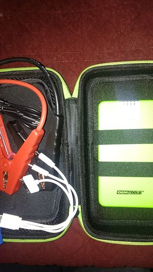 Portable battery starter for Sale in Boring, OR