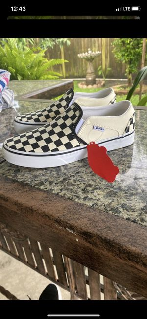New vans for women only serious people interested text firm on price for Sale in Houston, TX