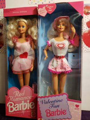 Collectible RedRomance/ Valentines Barbie for Sale in North East, MD