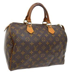LOUIS VUITTON SPEEDY 30 HAND BAG MONOGRAM M41526 for Sale in Houston, TX
