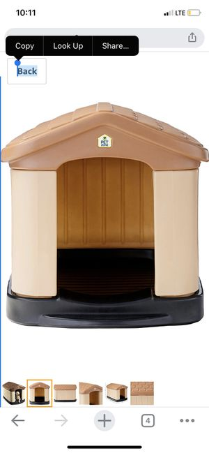Our Pets Tuff-N-Rugged Dog House for Sale in Las Vegas, NV