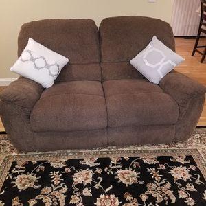 Love Seat Reclining Sofa for Sale in Seattle, WA