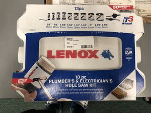Saw Blades, Tools-Hand Lenox in Box .. Negotiable for Sale in Baltimore, MD