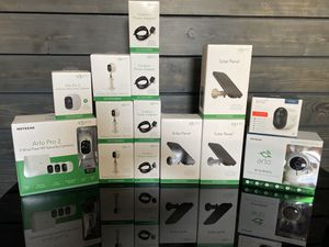 Arlo Pro 2 complete wireless camera system New for Sale in Long Beach, CA