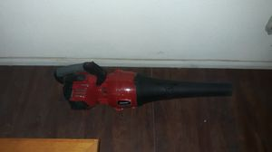 Handheld gas leaf blower for Sale in San Bernardino, CA