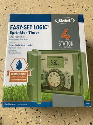 Sprinkler Timer for Sale in Pompano Beach, FL