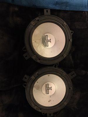 Polk audio 6.5 speakers for Sale in Tacoma, WA