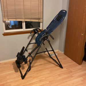 teeter Inversion Table NEED GONE ASAP for Sale in Lakewood, WA