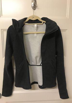Lululemon fitted jacket with convertible hoodie for Sale in Atlanta, GA