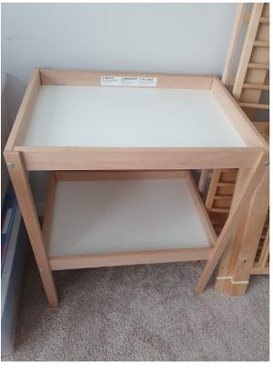 Ikea baby changing table for Sale in Laurel, MD