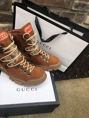 Gucci Boots size 10 **new* for Sale in Chattanooga, TN