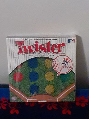 Twister Yankees edition for Sale in Plainville, CT