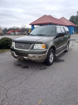 2004 Ford expedition Eddie Bauer 4x4 for Sale in Greenville, SC
