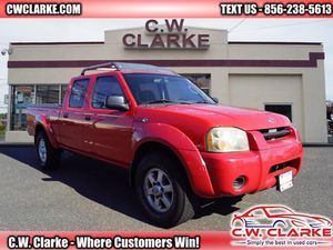 2004 Nissan Frontier 4WD for Sale in Gloucester, NJ