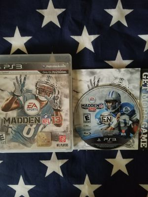 Madden NFL 13 (PS3) for Sale in US