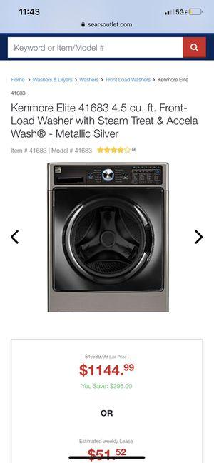Washer & Dryer Set for Sale in Philadelphia, PA