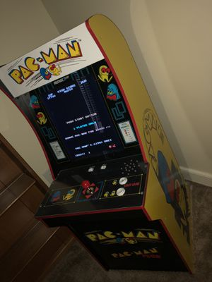 Pac man machine for Sale in Virginia Beach, VA