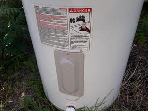 This is a electric ge water heater it is in good condition works great I'm asking 300 or best offer for Sale in Wills Point, TX