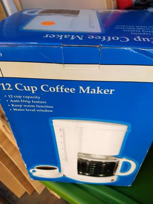 Coffee maker for Sale in Mechanicsburg, PA