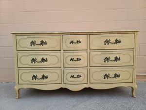 Drexel vintage french provincial dresser for Sale in Huntington Beach, CA