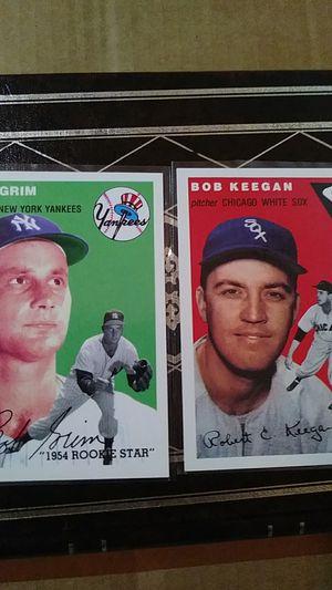 Bob Grim, Bob Keegan (1954) Yes, signed also. for Sale in Boston, MA