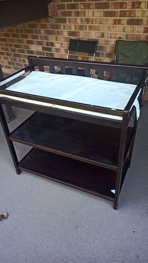 Baby Changing Table Must Go! for Sale in Manassas, VA