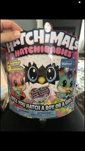 Hatchimals hatchibabies for Sale in Simpsonville, SC