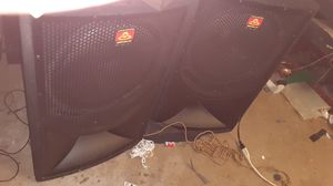 Cerwin Vega 15 inch two way 204 DePere for Sale in Mesa, AZ