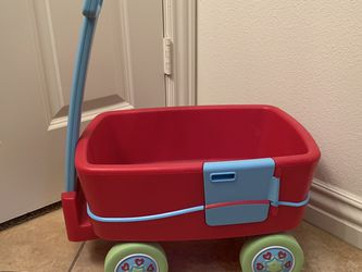 American Girl Doll Bitty Baby Twins Red Wagon RARE Retired for Sale in Agoura Hills,  CA