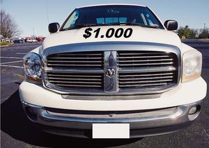 🌟$1,OOO Selling my 2006 Dodge Ram 1500 SLT.🌟 for Sale in Oakland, CA