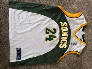 Seattle Supersonics Reebok Jersey for Sale in Phoenix, AZ