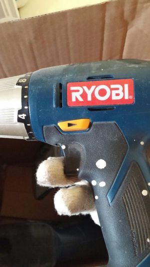 Ryobi combo kit drill circular saw reciprocating saw flash light 18v for Sale in Hyattsville, MD