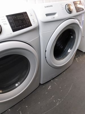 Samsung washer and dryer electric for Sale in Orlando, FL