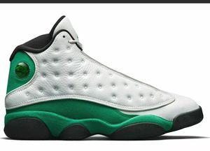 Jordan 13 lucky green. for Sale in Seattle, WA