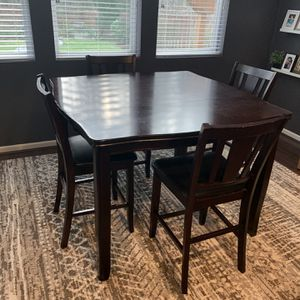 Counter Height Dining Set for Sale in Snoqualmie Pass, WA