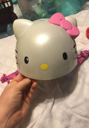 Hello kitty helmet for Sale in Smyrna, TN