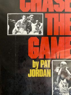 Chase The Game by Pay Jordan for Sale in Houston,  TX