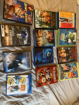 Movies for Sale in Eugene, OR