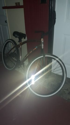 26 inch Rose Gold Beach Cruiser Bike for Sale in Mulberry, FL
