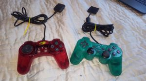 Ps2 controllers for Sale in Columbus, OH