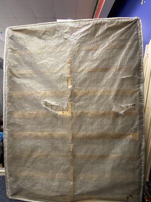 Pre-Owned Full Size Slim Boxspring for Sale in Virginia Beach, VA