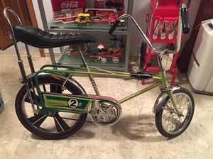Vintage muscle bikes bicycles wanted raleigh chopp