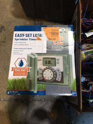 Orbit 12-Station Easy-Set Logic Indoor/Outdoor Sprinkler Timer for Sale in Garden Grove, CA