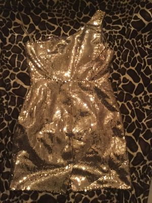 Women's sequin cocktail dress size L for Sale in Norwalk, CA