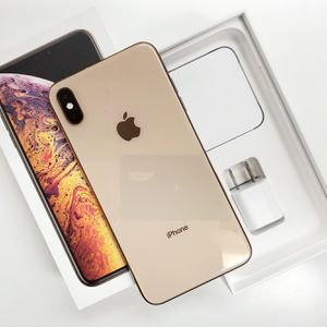 iPhone Xs Max Unlocked To Any Carrier GOLD 512GB for Sale in Florissant, MO