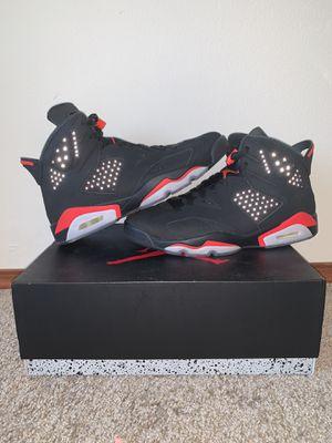 Jordan 6 Infrared for Sale in Sherwood, OR
