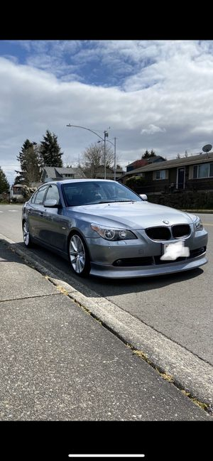 2007 bmw 550i for Sale in Port Orchard, WA