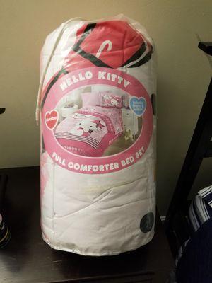 Hello Kitty Full Size Comforter for Sale in Woodbridge, VA